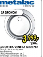 Sudopera Venera M123787