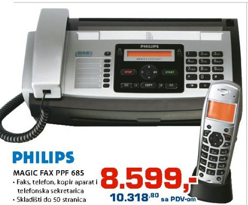 Magic Fax Ppf 685