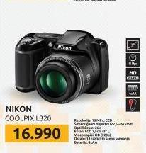Fotoaparat Coolpix L320