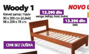 Krevet Woody 1