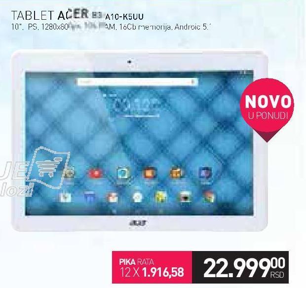 Tablet A10-K5UU