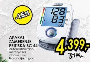 Aparat za merenje pritiska Bc 44