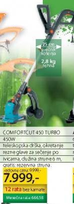 Električni trimer Gardena ComfortCut 450
