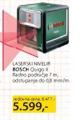 Laserski nivelir Qulgo II