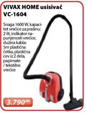 Usisivač Vc-1604