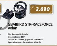 Volan STR - Raceforce