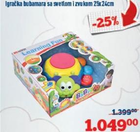 Igračka bubamara