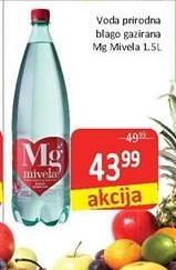 Mineralna voda blago gazirana