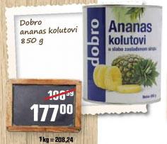 Ananas kolutovi