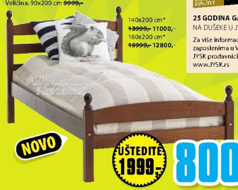 Krevet Assens