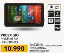 Tablet Multipad 7.0  PMP3870C
