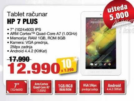 Tablet 7 Plus