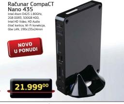 Računar Nano 435