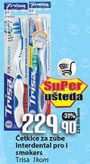 Četkice za zube Interdental pro i smokers