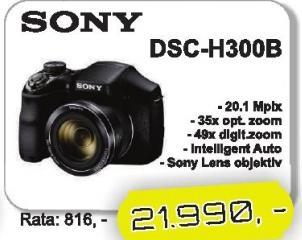 Digitalni fotoaparat Dsc-H300b