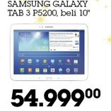Tablet Galaxy Tab 3 P5200