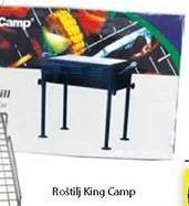 Roštilj King Camp po super ceni