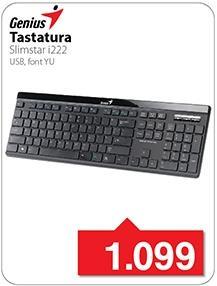 Tastatura Slimstar i222
