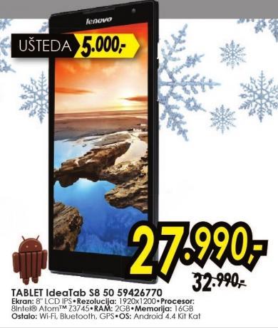 Tablet IdeaPad S8 50 59426770