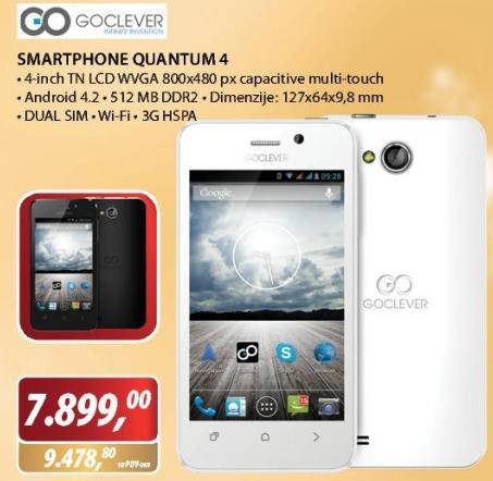 Smartphone Quantum 4