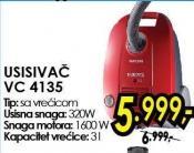 Usisivač VC 4135