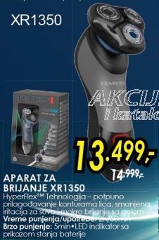 Aparat za brijanje XR1350