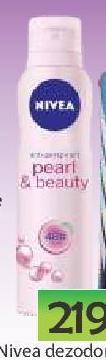 Dezodorans Pearl&Beauty