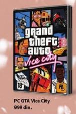 PC igra Gta Vice City