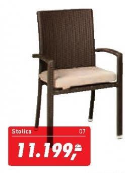 Baštenska stolica Palermo