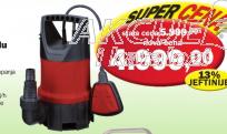 Pumpa za prljavu vodu GB 400 SP, Garden best