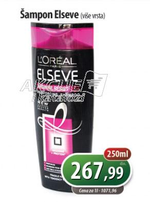 Šampon Elseve