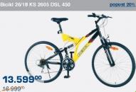 Bicikl 26/18 KS2605 DSL450