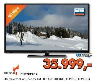 Televizor LED 39FG3902