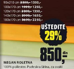 Roletna Megan
