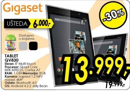 Tablet Qv830