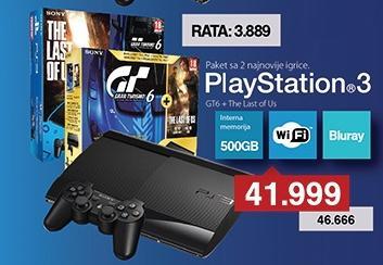 Playstation 3 Konzola