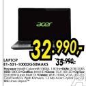 Laptop E1-531-10002G50MAKS