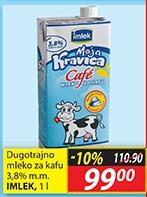 Dugotrajno mleko 3,8% mm