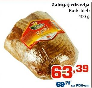 Hleb ruski