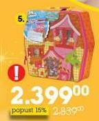 Mini Lalaloopsy kućica za igru