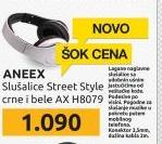 Slušalice Street Style AX H8079