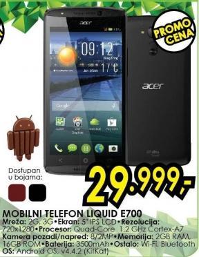 Mobilni telefon Liquid E700