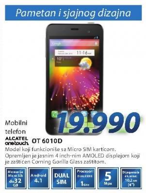 Mobilni telefon One Touch Ot 6010 D