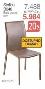 Stolica B040