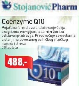 Kapsule Coenzyme Q10
