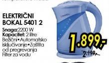 Električni bokal 5401 2