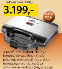Sendvič toster Sm1552