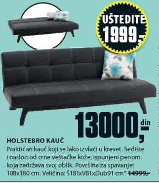 Kauč Holstebro