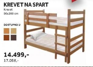 Krevet na sprat