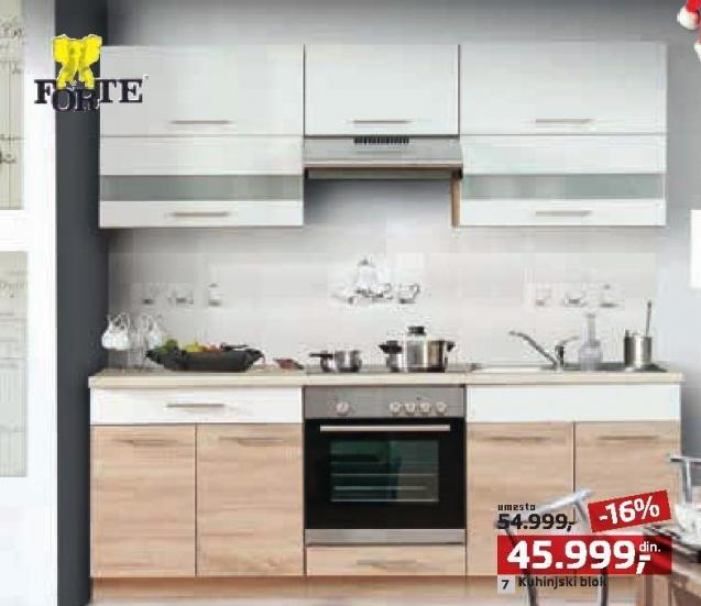 Kuhinjski blok Multiforte